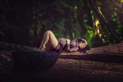 Exemple de shooting photo par Nico à Lens : photographe grossesse à Lens