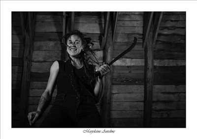 Shooting photo à Yssingeaux dont l'auteur est : Marjolaine