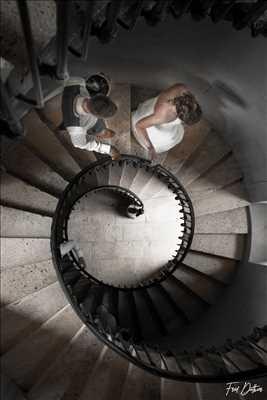 Exemple de shooting photo par Frédéric à Bordeaux : photographie de mariage