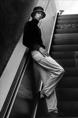 Shooting photo réalisé par Léa intervenant à Villeneuve-le-roi