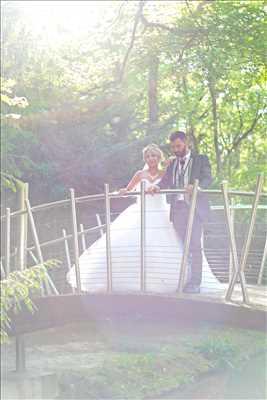 photo prise par le photographe cyril à Arles : shooting mariage