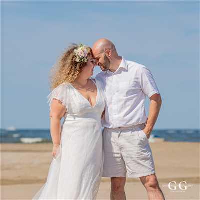Exemple de shooting photo par GUILLAUME à Montpellier : shooting mariage
