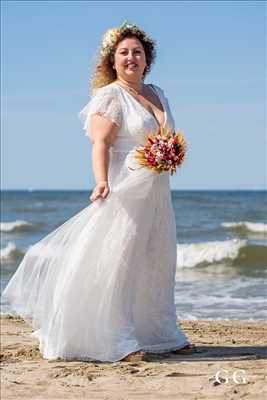 Shooting photo effectué par le photographe GUILLAUME à Montpellier : photo de mariage