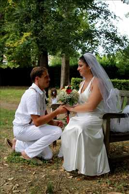 photographie de Jeanine studio à Béziers : photographie de mariage