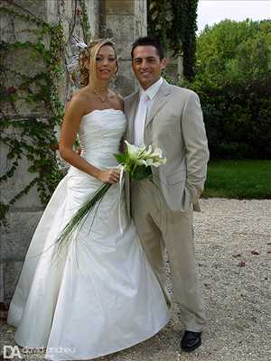 Shooting photo réalisé par David intervenant à Nîmes : photo de mariage