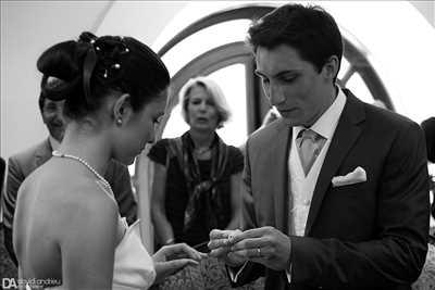 Shooting photo effectué par le photographe David à Nîmes : photographe mariage à Nîmes