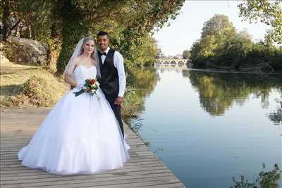 photo numérisée par le photographe pascal à Sete : photographe mariage à Sete