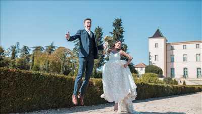 photo prise par le photographe Vincent à Montpellier : photographie de mariage