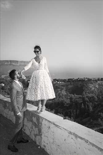 Shooting photo réalisé par yann intervenant à Arles : photographe mariage à Arles