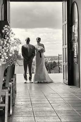 Exemple de shooting photo par Stéphane à Rennes : photo de mariage