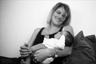 photo numérisée par le photographe Stéphane à Rennes : shooting grossesse