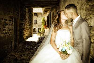 Shooting photo réalisé par Richard intervenant à Aix les bains : shooting mariage