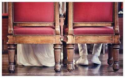 Exemple de shooting photo par claire à Lyon : photo de mariage
