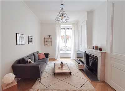 Shooting photo effectué par le photographe claire à Lyon : photographie de bien immobilier