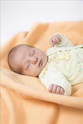 photo numérisée par le photographe Mathilde à Chambery : photographie de grossesse