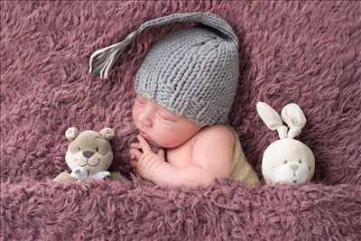 photographie de CHRISTELLE à Tarbes : photographe pour bébé à Tarbes