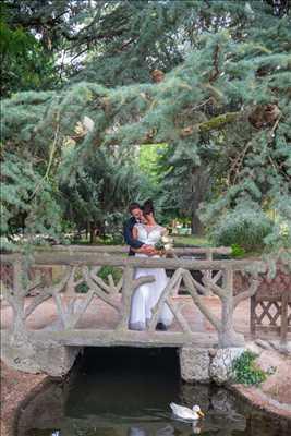 Shooting photo effectué par le photographe Maryo à Pau : shooting mariage