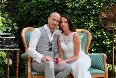 photo prise par le photographe Antoine à Brest : photo de mariage