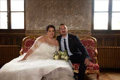 photo prise par le photographe Béatrice à Evry : photo de mariage