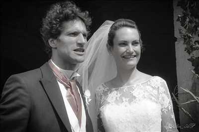 photo numérisée par le photographe Alain à Valence : shooting photo spécial mariage à Valence