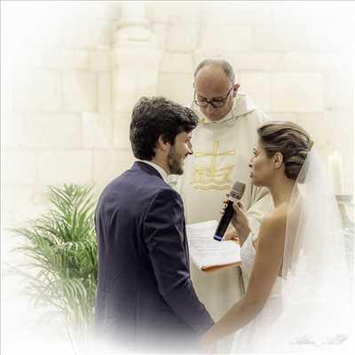 Exemple de shooting photo par Alain à Valence : shooting mariage