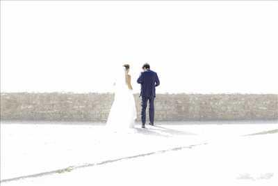 Shooting photo réalisé par Alain intervenant à Valence : shooting photo spécial mariage à Valence