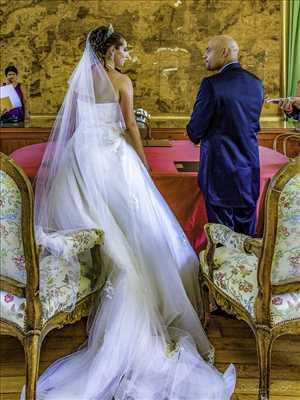 photo prise par le photographe Alain à Valence : shooting mariage