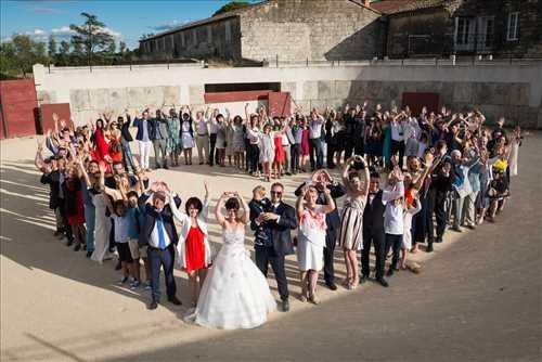 photo prise par le photographe Laurent à Arles : photo de mariage