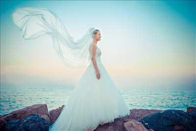 Shooting photo réalisé par Marion intervenant à Cannes : shooting photo spécial mariage à Cannes