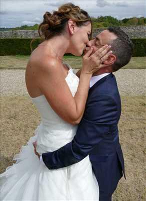 Shooting photo effectué par le photographe gregory à Lyon : photo de mariage