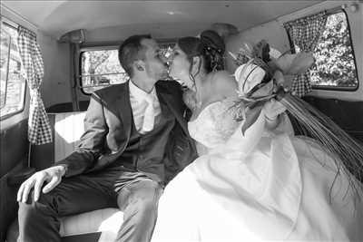 Shooting photo effectué par le photographe Knecht  à Rennes : photo de mariage