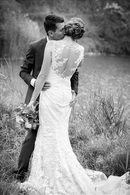 Shooting photo effectué par le photographe dominique à Montelimar : photographie de mariage