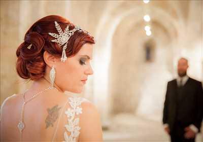 photo prise par le photographe dominique à Montelimar : shooting mariage