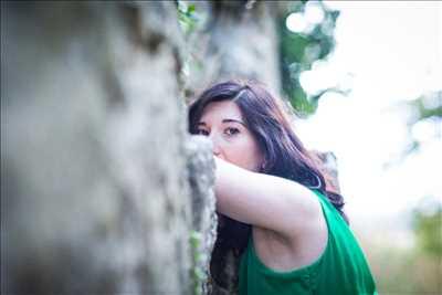 photo numérisée par le photographe Aurore à Avignon