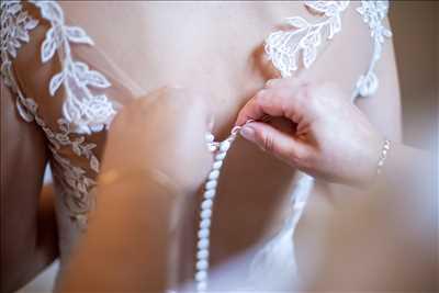 Shooting photo réalisé par Sandra intervenant à Béziers : photographie de mariage