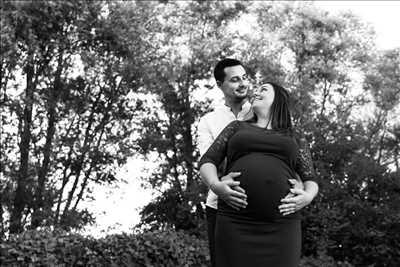 photographie de SEVERINE à Dijon : shooting grossesse
