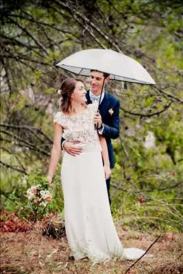 photographie de Aurore à Avignon : shooting mariage