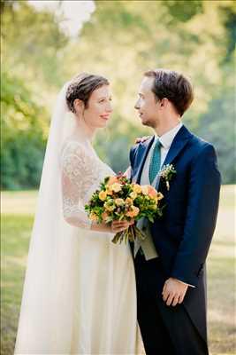 Shooting photo réalisé par Aurore intervenant à Avignon : photo de mariage