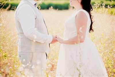 Shooting photo effectué par le photographe Aurore à Avignon : photo de mariage