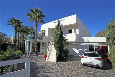 photo numérisée par le photographe Thierry à Sète : photo de bien immobilier