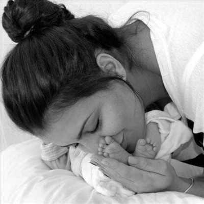cliché proposé par MARION KELI à Toulouse : photographe pour bébé à Toulouse