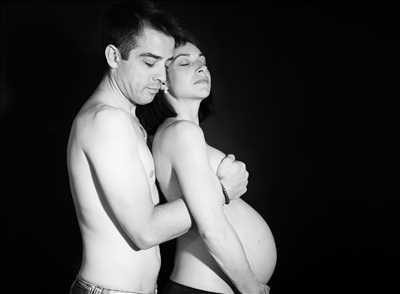 photographie de Chloé à Dunkerque : shooting photo spécial grossesse à Dunkerque