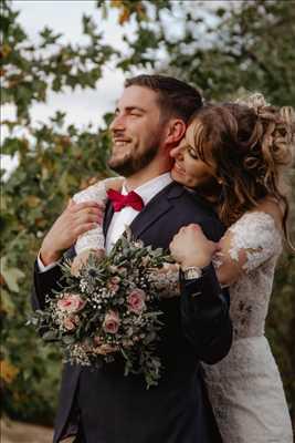 photo numérisée par le photographe Adeline à Toulouse : photographie de mariage