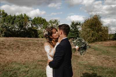 Exemple de shooting photo par Adeline à Toulouse : shooting mariage
