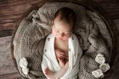 photographie de LAETITIA à Toulouse : photographe pour bébé à Toulouse