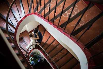 photo numérisée par le photographe Alexandre à Aix-en-provence : shooting mariage