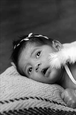 photo numérisée par le photographe Marisa à Paris 8ème : shooting pour une naissance