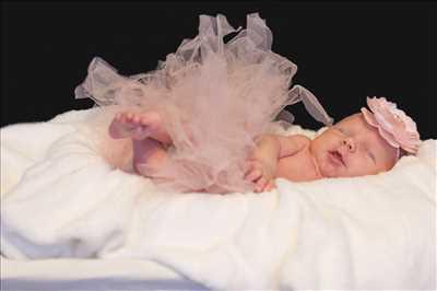 Shooting photo effectué par le photographe Thierry à Mulhouse : photographie de nouveau né