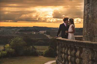 photographie de Kevin à Bordeaux : photographie de mariage