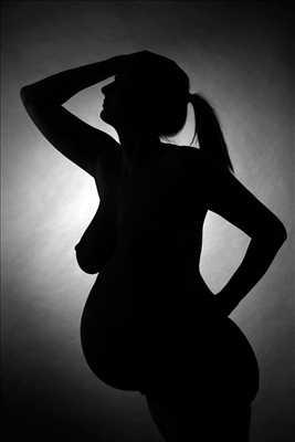 photo prise par le photographe Stéphane à Grenoble : photo de grossesse